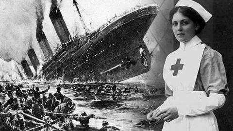 A nő, aki három hajókatasztrófát is túlélt