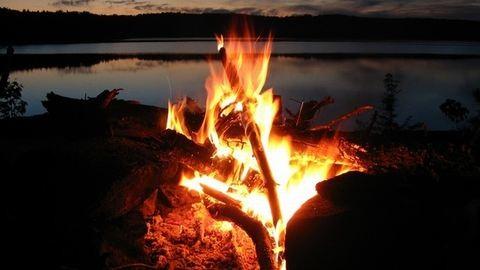 Mostantól tilos tüzet gyújtani