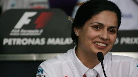 Kirúgták a Forma–1 első női csapatvezetőjét