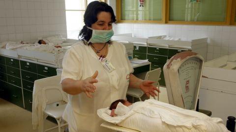 Te hazamennél egy nappal a szülés után a kórházból?