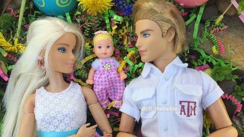 Ilyen lenne Barbie, ha ma lenne fiatal anyuka