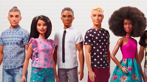 Így néznek ki Barbie, Ken és barátaik 2017-ben