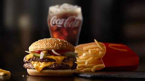 Az Egyesült Királyságban már házhoz szállít a McDonald's