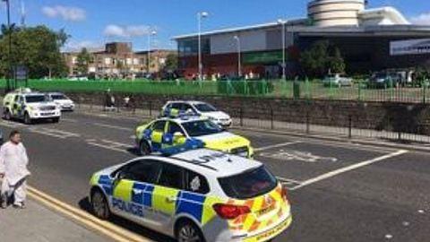 Újabb gázolásos eset Angliában, legalább 6 sérült