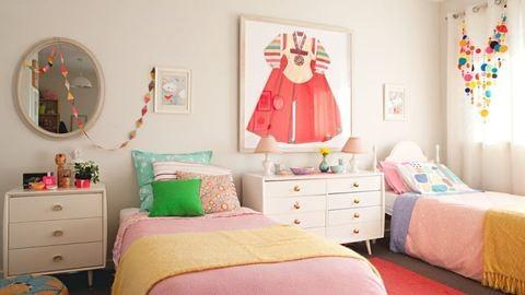 15 csodálatos gyerekszoba, ahova rögtön beköltöznénk