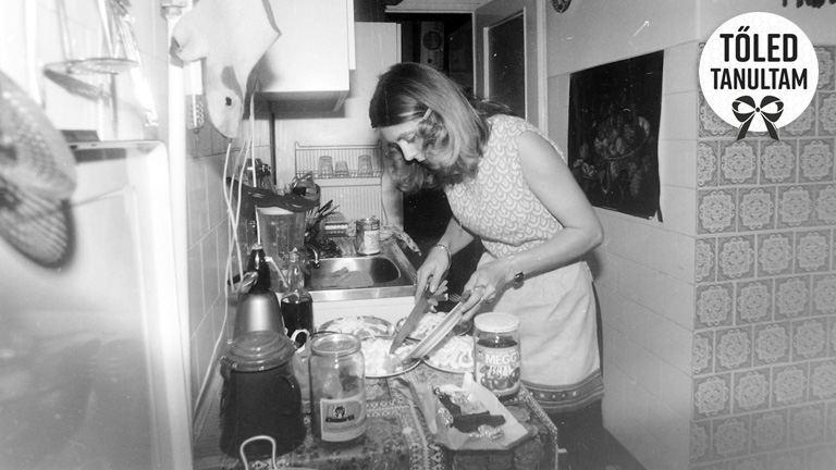 Anyám úgy főz, akár egy isten, és ő az egészséges életmód mintaképe
