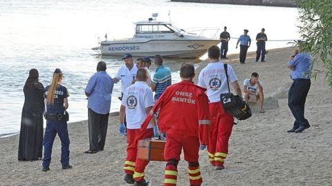 Még mindig keresik a Dunában elmerült kislányt