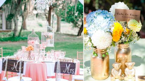 11 kiegészítő, amely még varázslatosabbá teszi a nyári esküvőket