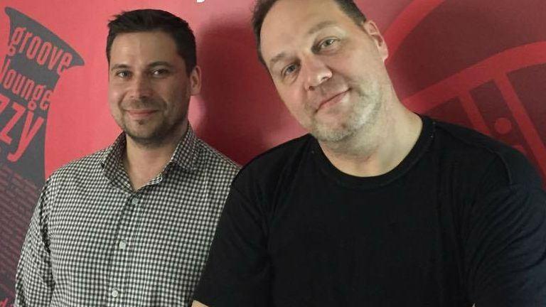Pachmann Péter új műsorvezető társa Bernáth József lesz