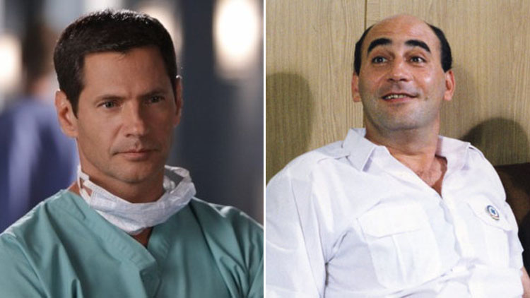 dr. Michael Mancini és Mágenheim doki