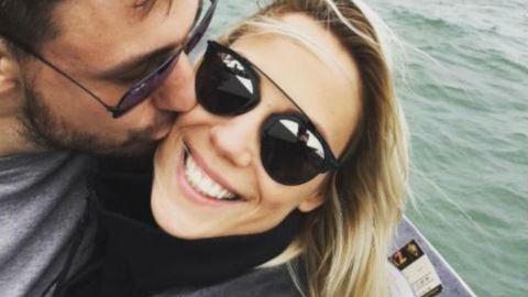 Kiss Ramóna és párja, Lékai Máté Amerikában vakációznak