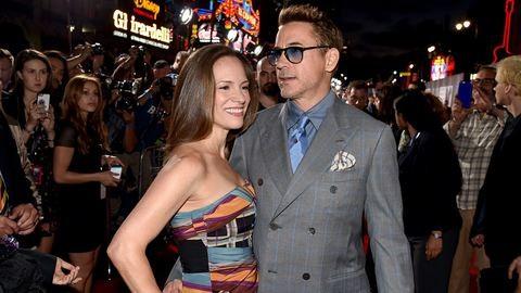 Robert Downey Jr. életét második házassága mentette meg