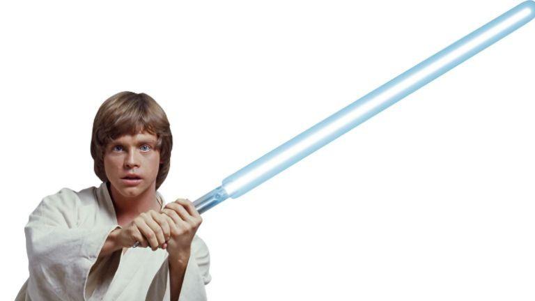 Eladták Luke Skywalker fénykardját