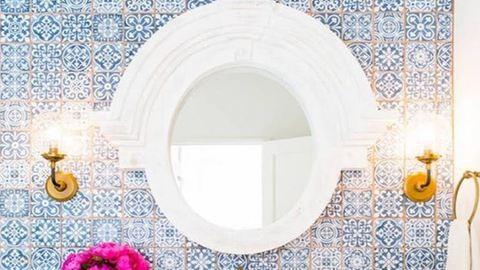 7+1 tipp, hogyan dobd fel a fürdőszobát mintás csempékkel