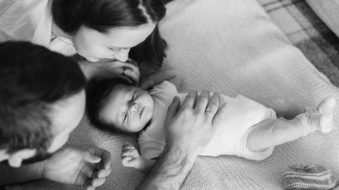 Egy friss anya megható köszönőlevele a férjének szülés után