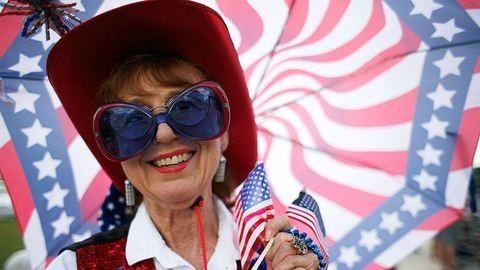 Július 4: az USA 241. születésnapját ünneplik a függetlenség napján