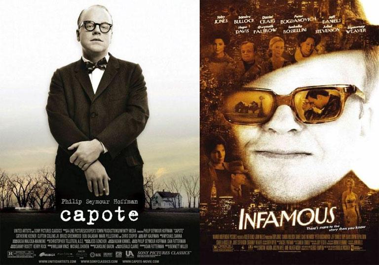Truman Capote története egy nagy stúdió és egy független filmes előadásában (Fotó: Tumblr)