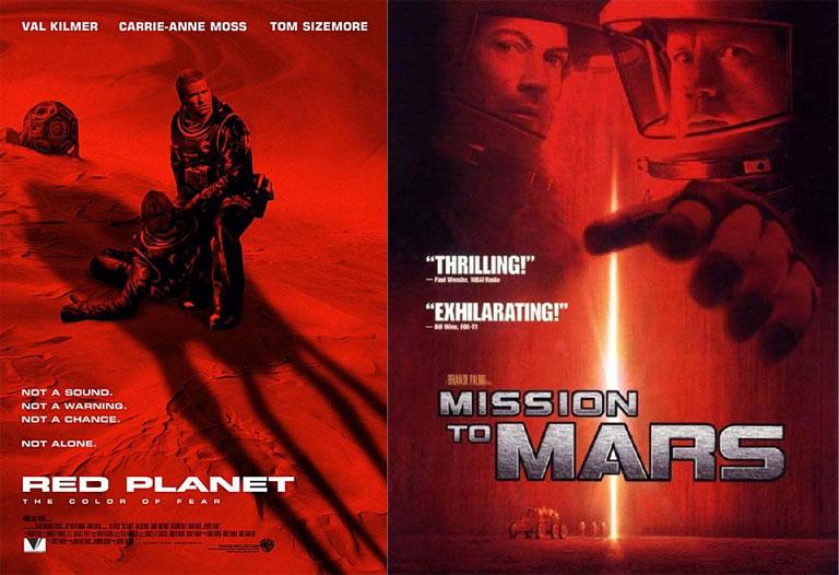 2000-ben mindenki a Marsra indult, menteni (Fotó: Tumblr)