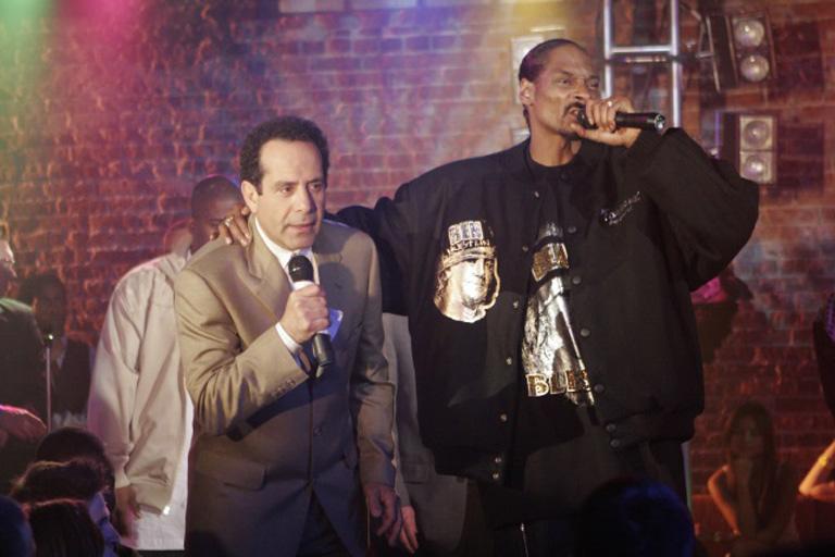 Monk és Snoop Dogg