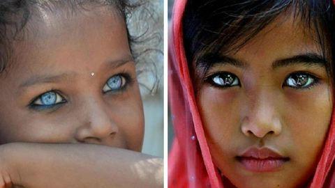 A világ legszebb, legigézőbb szemei, amik téged is rabul ejtenek