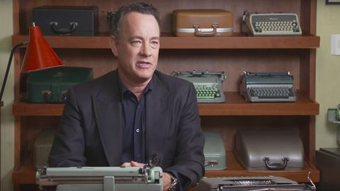 Tom Hanks megmutatja a világnak féltett kincseit