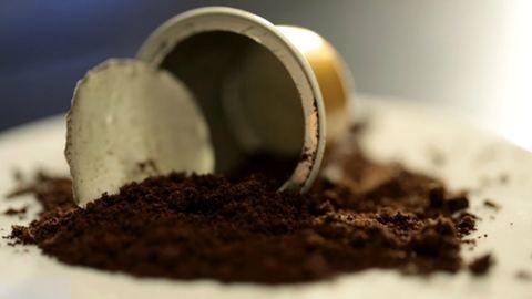 Küldd vissza a használt Nespresso-kapszulákat!