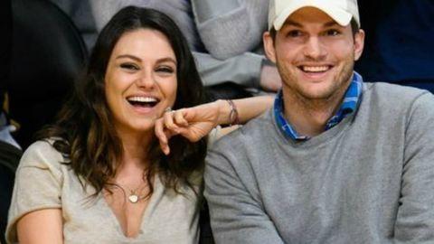Szentendrén járt Mila Kunis és Ashton Kutcher