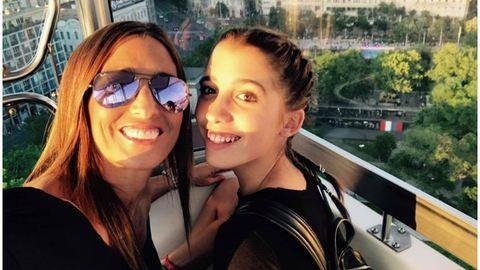 Elképesztően hasonlít egymásra Rubint Réka és a lánya, Lara