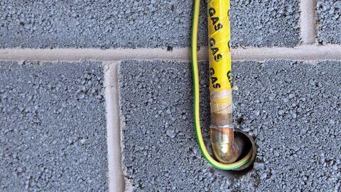 Átvágott gázvezeték okoz riadalmat Budapesten