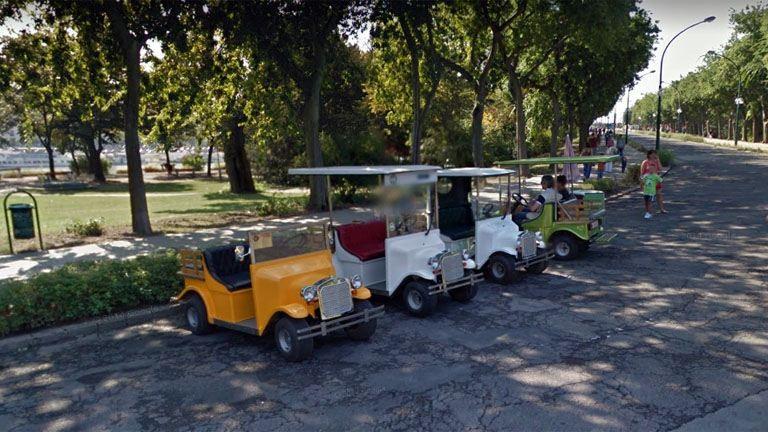 Elnyelte a Duna az elektromos bringóhintót