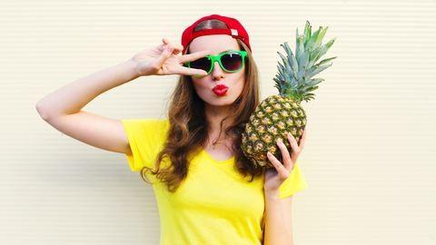 Ananász a testeden – avagy 17 holmi a nyár legdivatosabb gyümölcsével