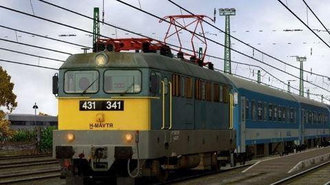 Gázolt a vonat a Balatonnál, egy ember meghalt