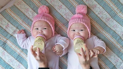 Ismerd meg a cuki baba ikreket, akik felrobbantották az Instagramot!