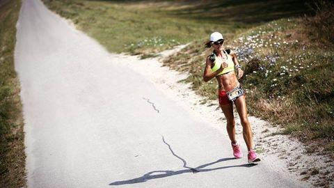 Lubics Szilvia 4. lett a világ egyik legkeményebb futóversenyén