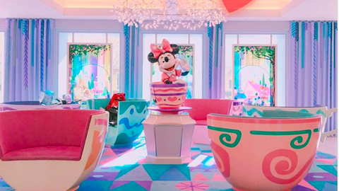Minden Disney-rajongónak látnia kell ezt a hotelt!