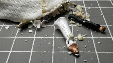 Az oltár előtt állt bosszút a megcsalt vőlegény