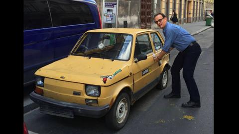 Tom Hanks gyönyörű kis Polskit kap rajongóitól