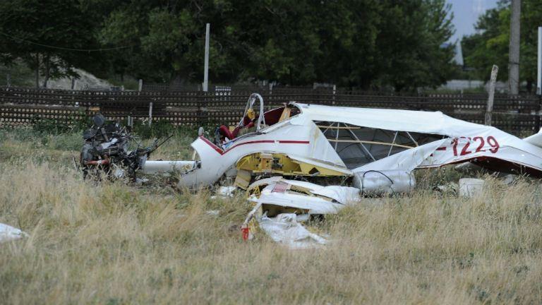 Meghalt egy nő a pirtói repülőbalesetben