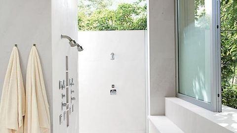 Gyönyörű kerti fürdőszobák, amiktől eláll a lélegzeted