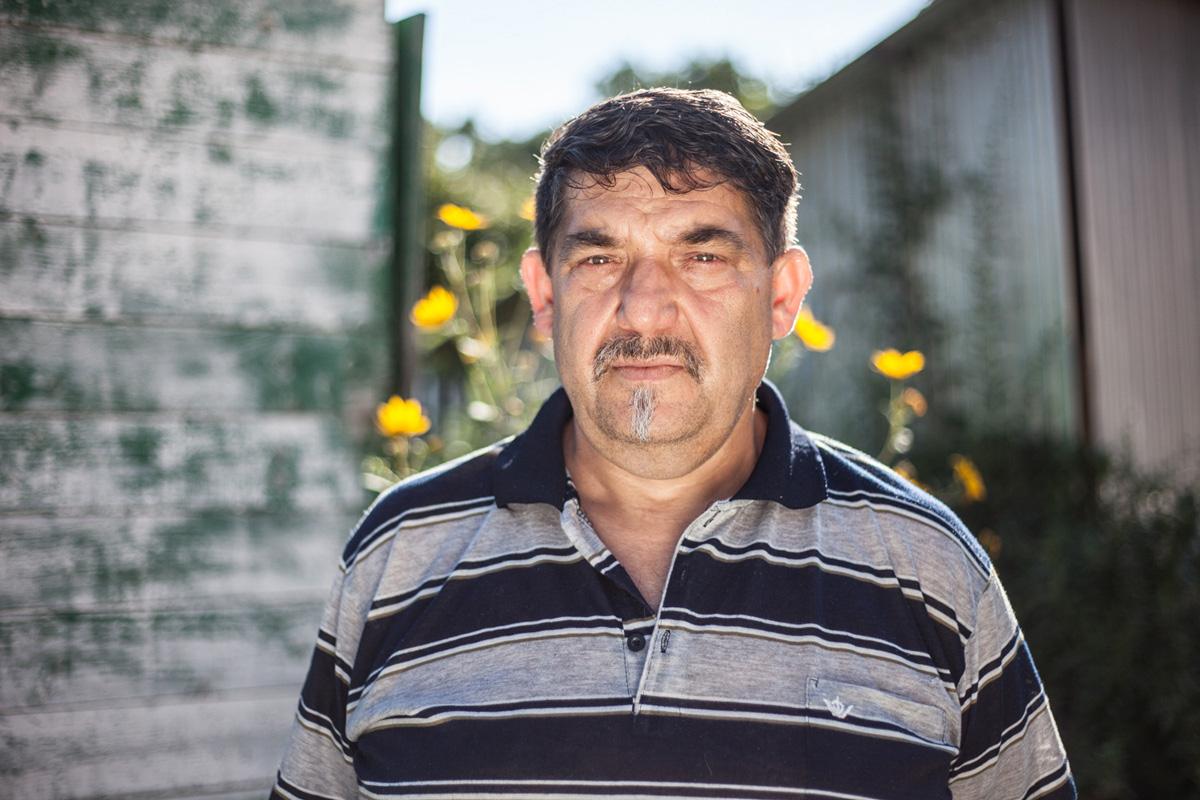 Máté László (Fotók: Hernád Géza)
