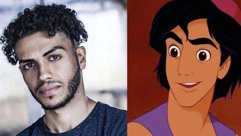 Ők játsszák Jázmint és Aladdint az élő szereplős Disney-filmben