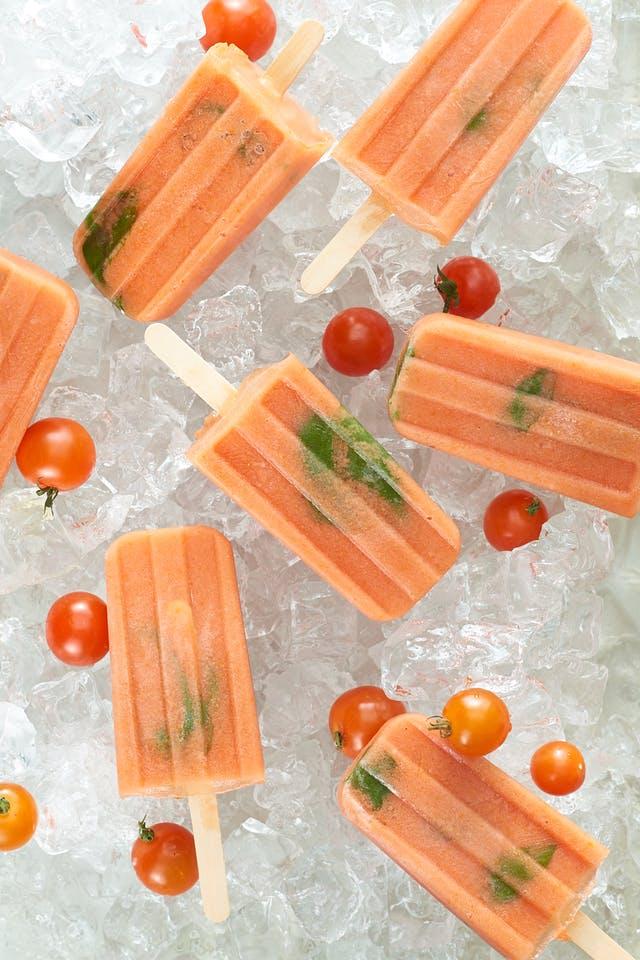 A nyár legizgalmasabb fagyija: paradicsomos jégkrém
