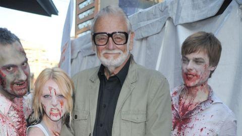Meghalt a zombifilmek atyja, George A. Romero