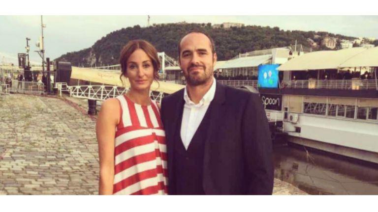 Epres Panni megható fotót osztott meg a férjéről, Benedek Tiborról