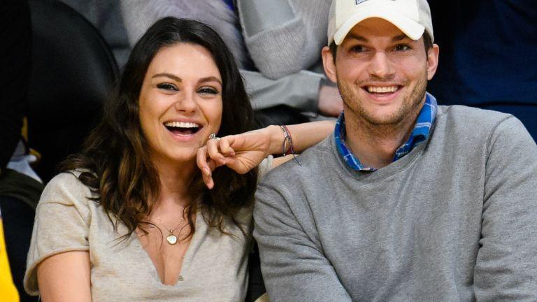 Kemény Dénessel nézett műugrást Ashton Kutcher és Mila Kunis