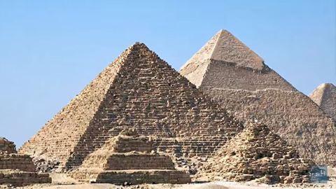 Ez a piramisok titkos és szent jelentése