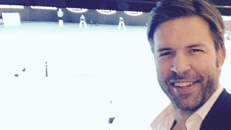 Sebestyén Balázs megvert egy bohócot a 40. születésnapján