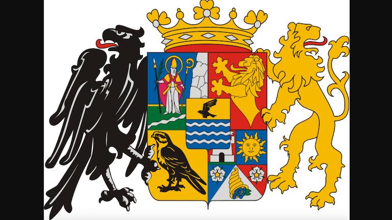 Csongrád megye címere