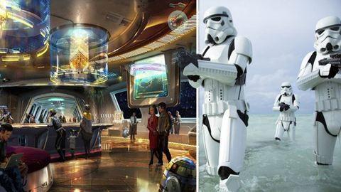 Elképesztő Star Wars-hotelt nyit a Disney