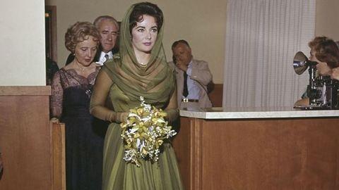 Híres menyasszonyok, akik nemet mondtak a fehér ruhára